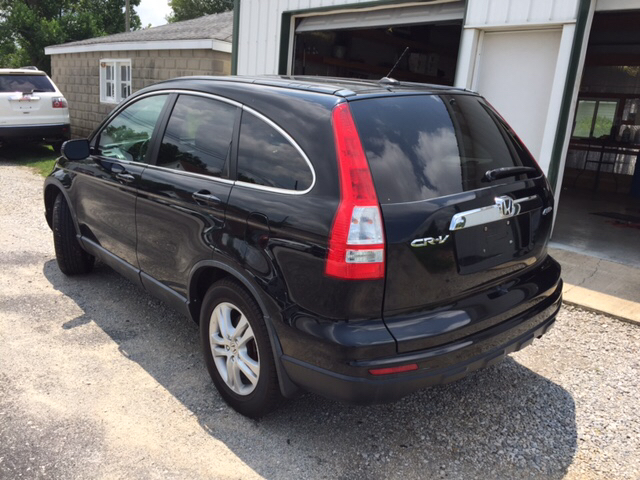 2010 Honda CR-V AWD EX-L 4dr SUV - Sidney OH
