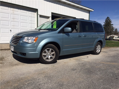 2009 Chrysler Town and Country for sale in Sidney, OH