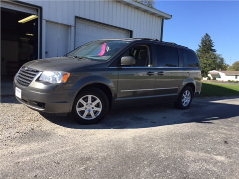 2010 Chrysler Town and Country for sale in Sidney, OH