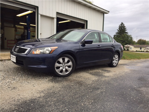 2009 Honda Accord for sale in Sidney, OH