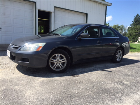 2006 Honda Accord for sale in Sidney, OH