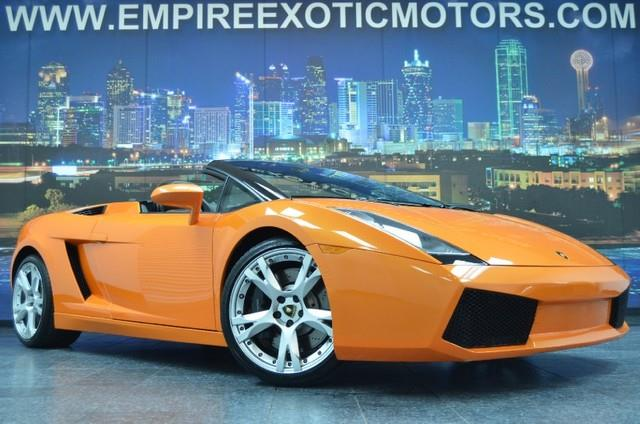 2006 lamborghini gallardo for sale in downers grove il. Black Bedroom Furniture Sets. Home Design Ideas