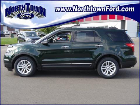 2013 Ford Explorer for sale in Menomonie, WI