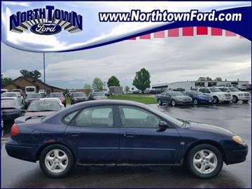 2002 Ford Taurus for sale in Menomonie, WI