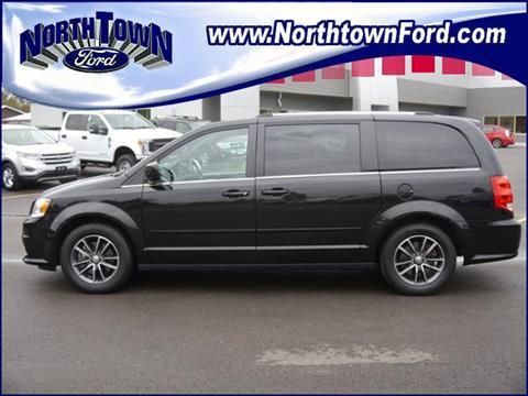 2017 Dodge Grand Caravan for sale in Menomonie, WI