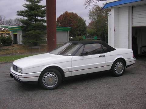 1991 cadillac allante for sale in florissant mo. Cars Review. Best American Auto & Cars Review