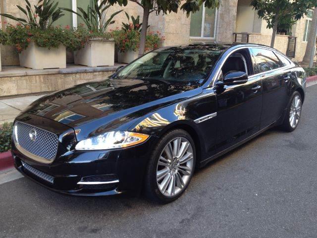 used 2011 jaguar xj supercharged 4dr in orange ca at anaheim pre owned cars. Black Bedroom Furniture Sets. Home Design Ideas