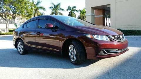 Auto benz usa used cars fort lauderdale fl dealer for Honda dealership fort lauderdale
