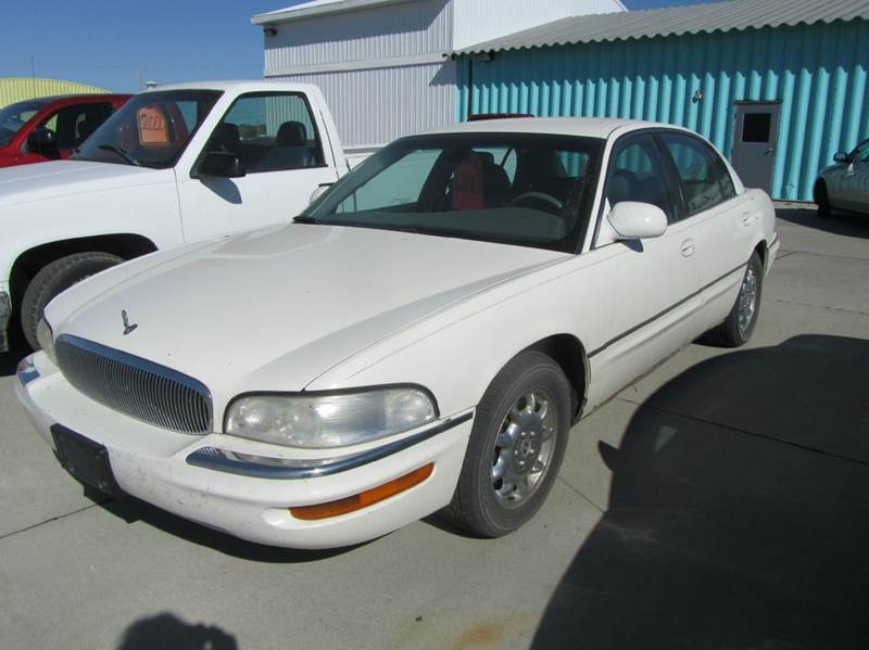 2001 Buick Park Avenue For Sale