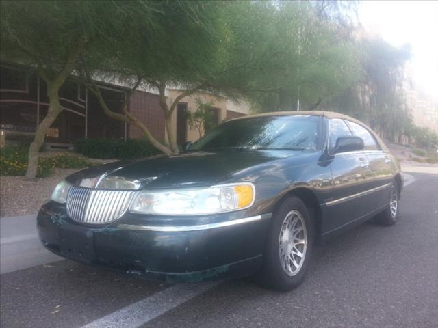 2002 Lincoln Town Car for sale in Phoenix AZ