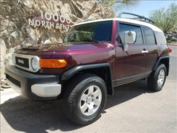 2007 Toyota FJ Cruiser for sale in Phoenix, AZ
