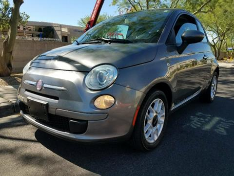 2013 FIAT 500 for sale in Phoenix, AZ