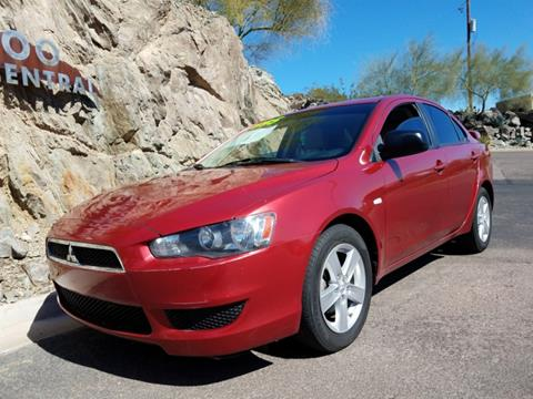 2008 Mitsubishi Lancer for sale in Phoenix, AZ