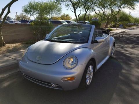 2005 Volkswagen New Beetle for sale in Phoenix, AZ