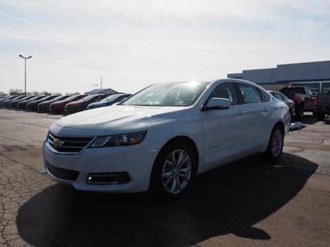 2018 Chevrolet Impala for sale in Grass Lake, MI