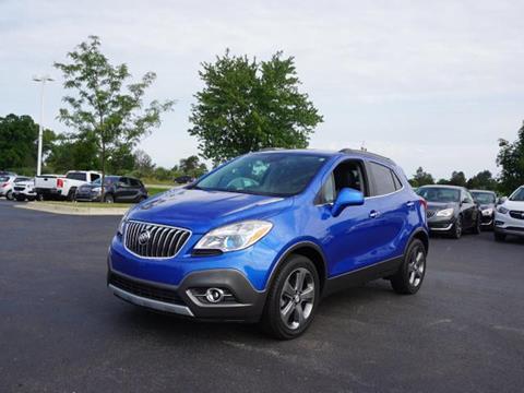 2013 Buick Encore for sale in Grass Lake, MI