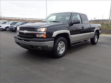 2005 Chevrolet Silverado 1500 for sale in Grass Lake, MI