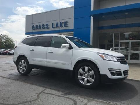2017 Chevrolet Traverse for sale in Grass Lake, MI