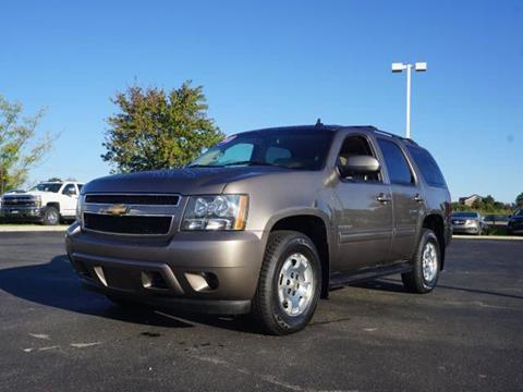 2013 Chevrolet Tahoe for sale in Grass Lake, MI