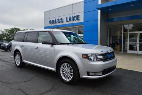2014 Ford Flex for sale in Grass Lake, MI