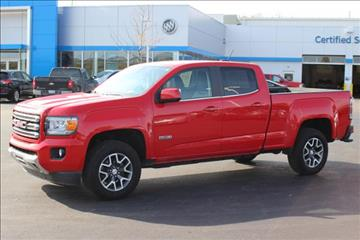 2015 GMC Canyon for sale in Grass Lake, MI