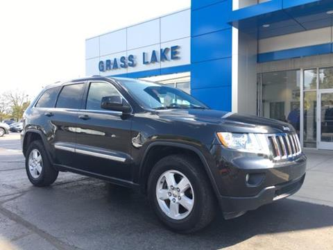 2011 Jeep Grand Cherokee for sale in Grass Lake, MI
