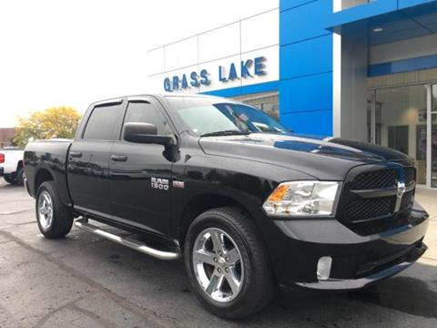 2014 RAM Ram Pickup 1500 for sale in Grass Lake, MI