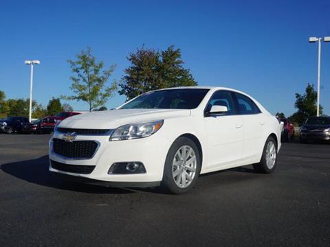 2015 Chevrolet Malibu for sale in Grass Lake, MI