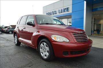 2006 Chrysler PT Cruiser for sale in Grass Lake, MI