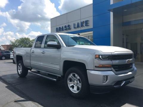 2018 Chevrolet Silverado 1500 for sale in Grass Lake, MI