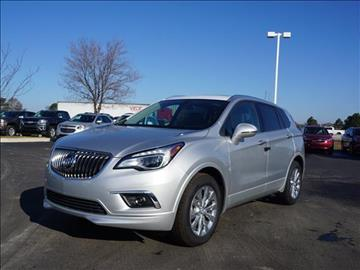 2017 Buick Envision for sale in Grass Lake, MI