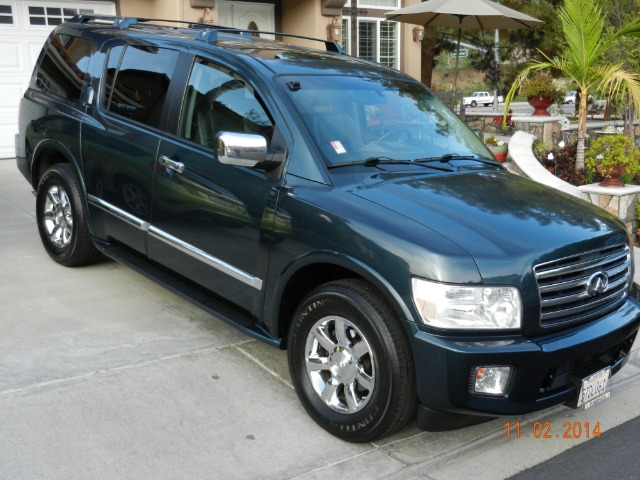 La Playita Auto Sales >> Used 2005 Infiniti QX56 for sale - Carsforsale.com