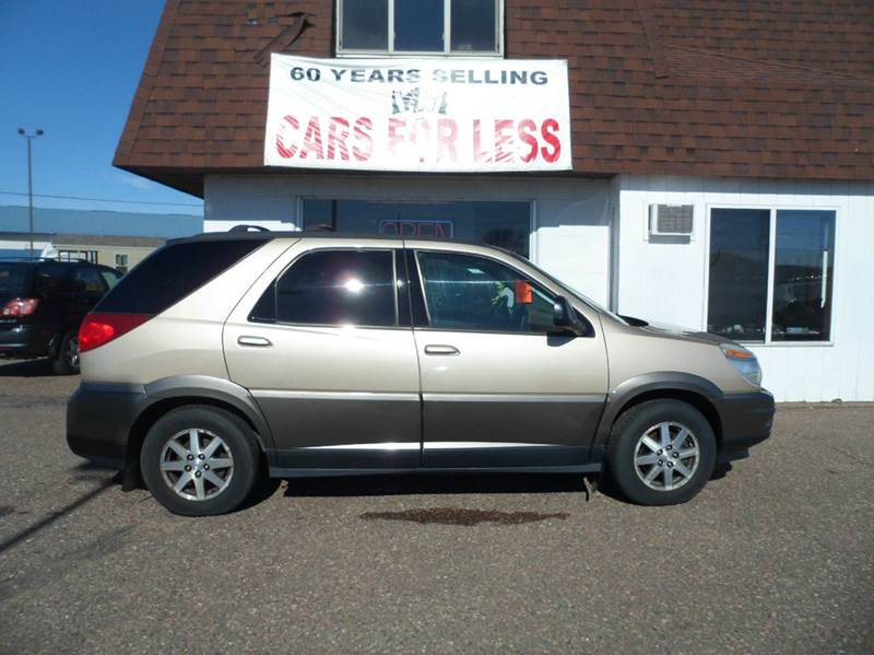 2004 Buick Rendezvous AWD CX 4dr SUV - Chippewa Falls WI