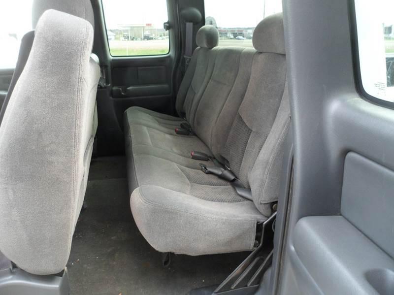 2005 Chevrolet Silverado 1500 4dr Extended Cab Z71 4WD SB - Chippewa Falls WI