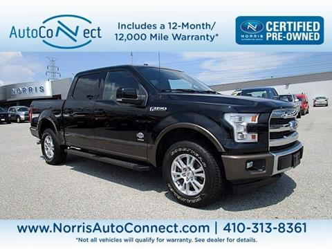 2017 Ford F-150 & Used Cars Baltimore Used Cars Baltimore Essex North Point Motors markmcfarlin.com