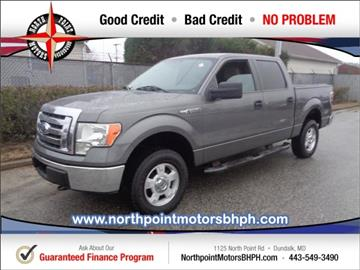 2009 Ford F-150 for sale in Baltimore, MD