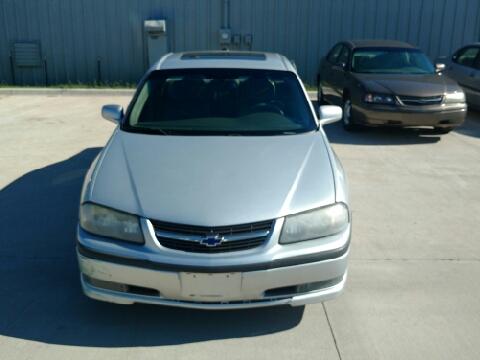 2003 Chevrolet Impala for sale in Dodge City, KS