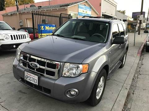 2008 Ford Escape for sale in North Hollywood, CA