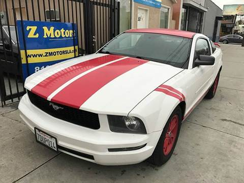 2008 Ford Mustang for sale in North Hollywood, CA