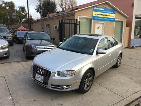 2007 Audi A4 for sale in North Hollywood, CA