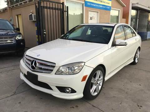 2010 Mercedes-Benz C-Class for sale in North Hollywood, CA