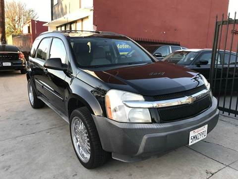 2005 Chevrolet Equinox for sale in North Hollywood, CA