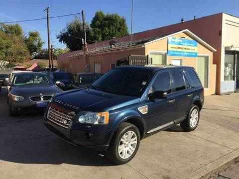 2008 Land Rover LR2 for sale in North Hollywood, CA
