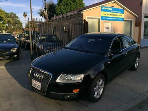 2007 Audi A6 for sale in North Hollywood, CA