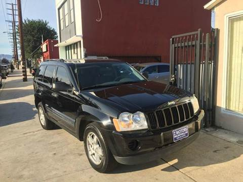2006 Jeep Grand Cherokee for sale in North Hollywood, CA
