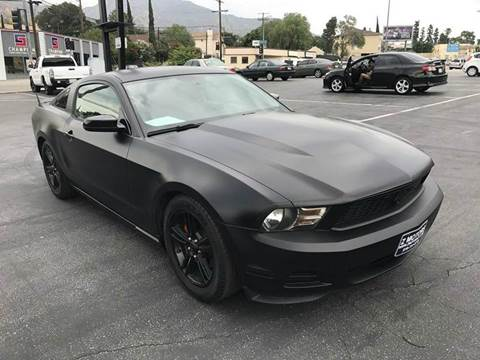 2010 Ford Mustang for sale in Tujunga, CA
