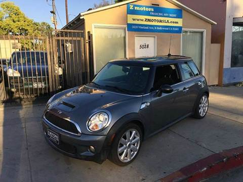 2009 MINI Cooper for sale in North Hollywood, CA