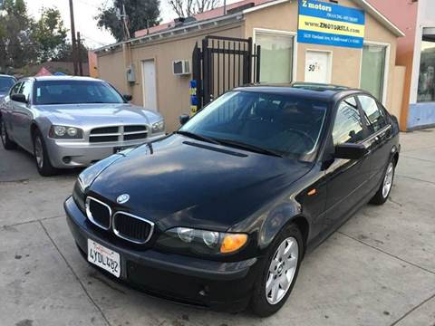2002 BMW 3 Series for sale in North Hollywood, CA