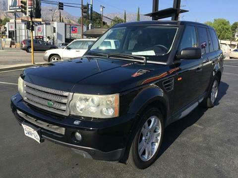 2006 Land Rover Range Rover Sport for sale in Tujunga, CA
