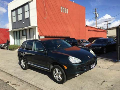 2004 Porsche Cayenne for sale in North Hollywood, CA